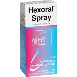 HEXORAL 0.2% SPRAY