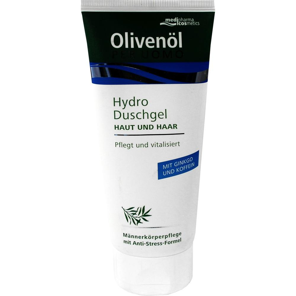 Olivenöl Per Uomo Hydro Dusche Für Haut Und Haar