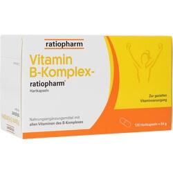 VITAMIN B KOMPLEX RATIO